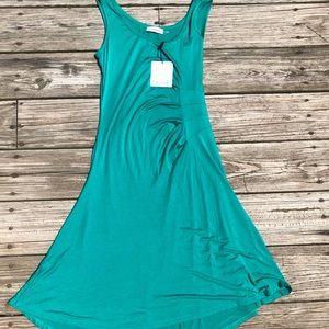Calvin Klein Kelly Green NWT Summer Dress Sz 6